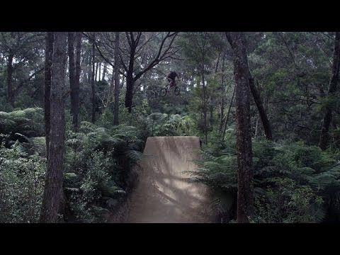 The art of building BMX dirt jumps