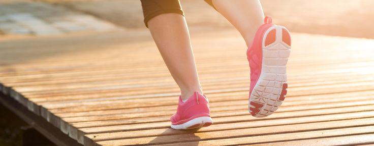 Os benefícios de caminhar (Parte 1)