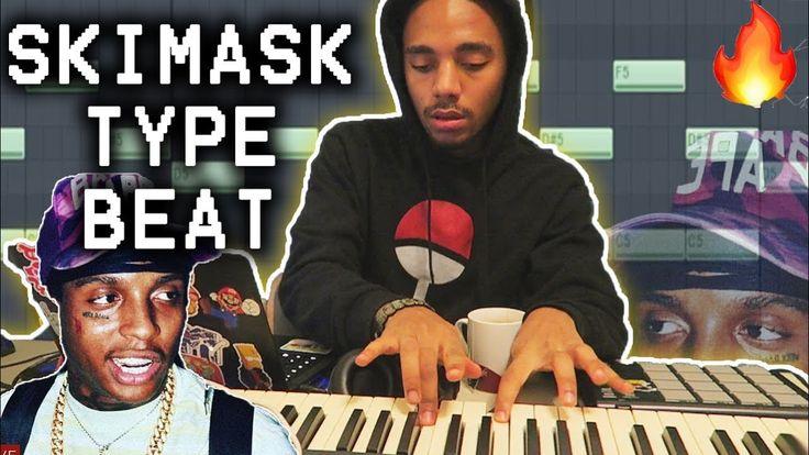 Making A Ski Mask The Slump God x Lil Pump Type Beat From Scratch Fl Studio