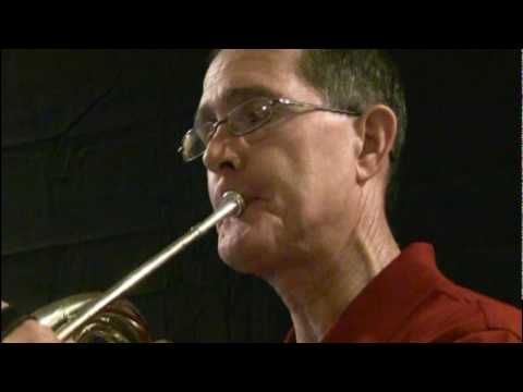 Franz Strauss -- Nocturno Op. 7 French Horn Solo, Steve Park, Horn