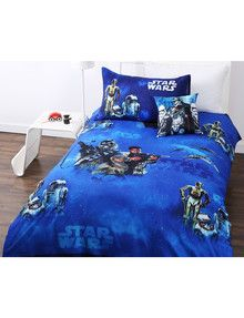 Star Wars Loyalty Duvet Cover Set product photo