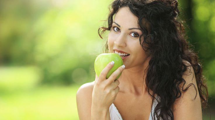 Äpfel wirken wie ein Appetitzügler