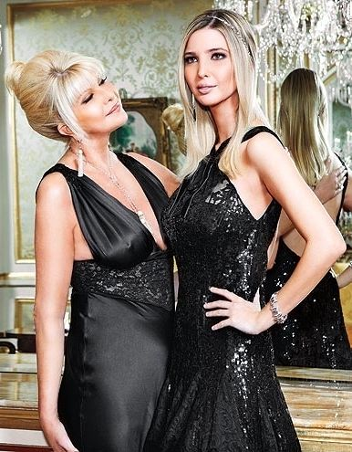 ivanka trump and ivana trump - Bing Images