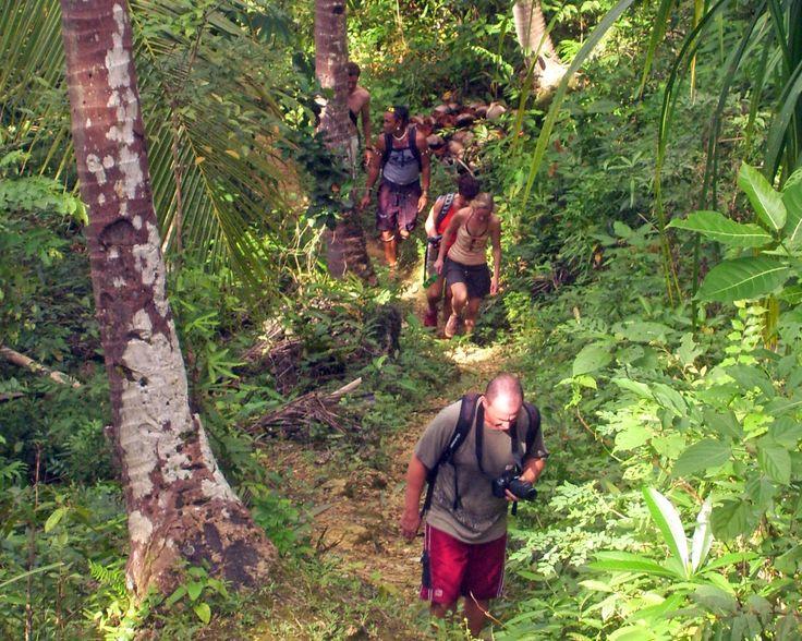 Jungletour in Panay
