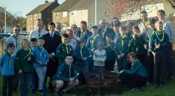 Rory presents £750 donation to 2nd Penrith Scouts Group for essential repairs http://www.cumbriacrack.com/wp-content/uploads/2017/04/IMG_7000_edited-1.jpeg Rory Stewart MP on Friday presented a cheque for £750 to the 2nd Penrith Scouts Group on Folly Lane in Penrith, on a glorious Spring evening    http://www.cumbriacrack.com/2017/04/12/rory-presents-750-donation-2nd-penrith-scouts-group-essential-repairs/
