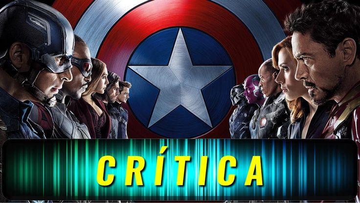 Crítica: Capitán América, Civil War