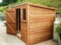 Garden Sheds Ireland - Timber Sheds Dublin and Wooden Sheds for Sale Online Premium Lean To