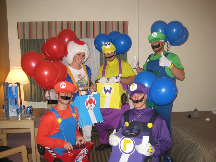 107 best costumes images on pinterest costume ideas costumes and mario kart best halloween costumes around mario halloween costumeshalloween ideasmario solutioingenieria Image collections