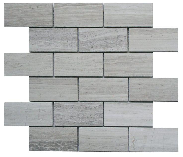 Escarpment Marble Mosaic, 2x4