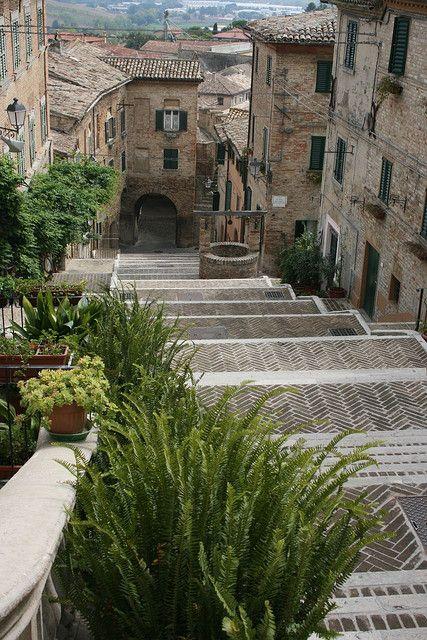 Corinaldo Marche #TuscanyAgriturismoGiratola
