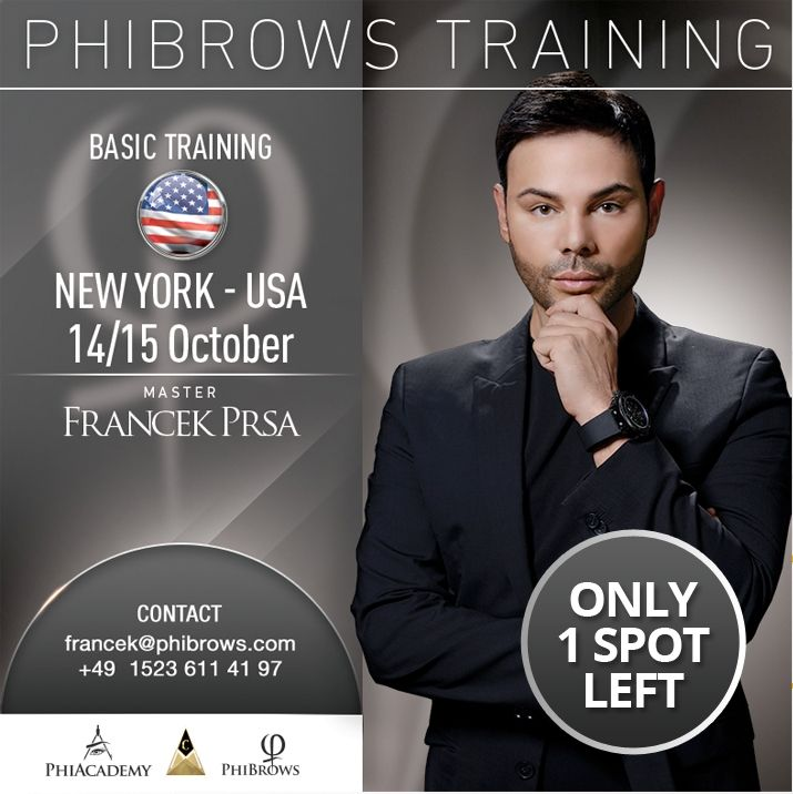 Last chance, don't miss the opportunity! #microblading #francekprsa #phibrows #NewYork