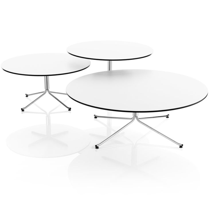 Lammhults extends the Millibar product family with a smaller size Millibar Lounge table design by Anya Sebton. The smaller table, which has a light and airy expression, is available in two different heights, giving the Millibar range new possibilities. The tables can be combined in a dramatic manner, where different height and different size tables are placed next to each other letting the table top of the higher table to sweep over the lower one. Lammhults.