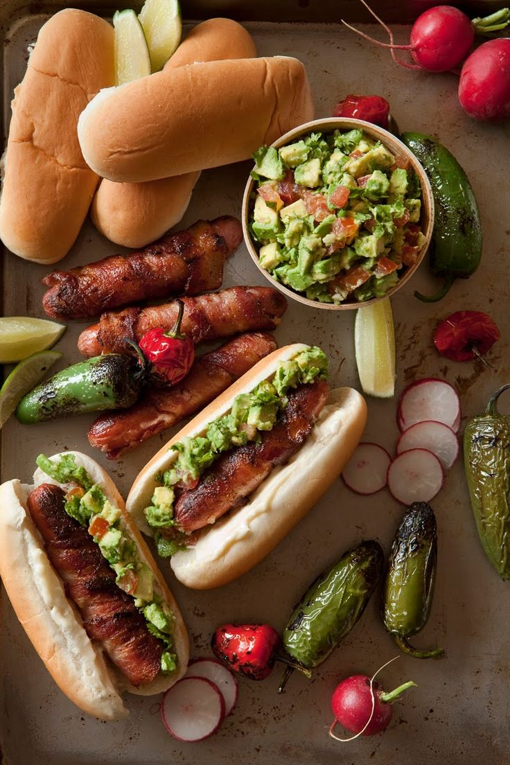 Hot Dog Cart Food Ideas