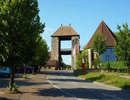 Deutsches Weintor - Schweigen-Rechtenbach