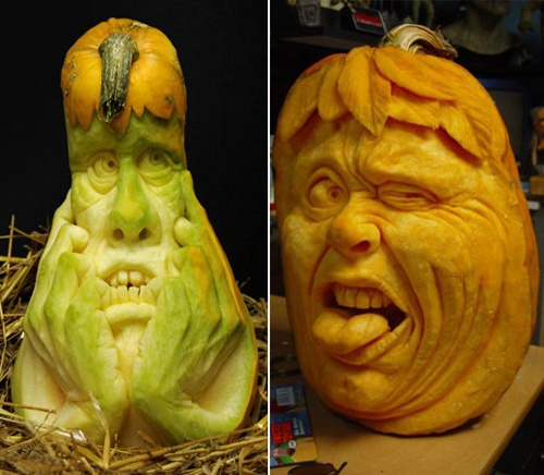 Best images about fruit carving on pinterest