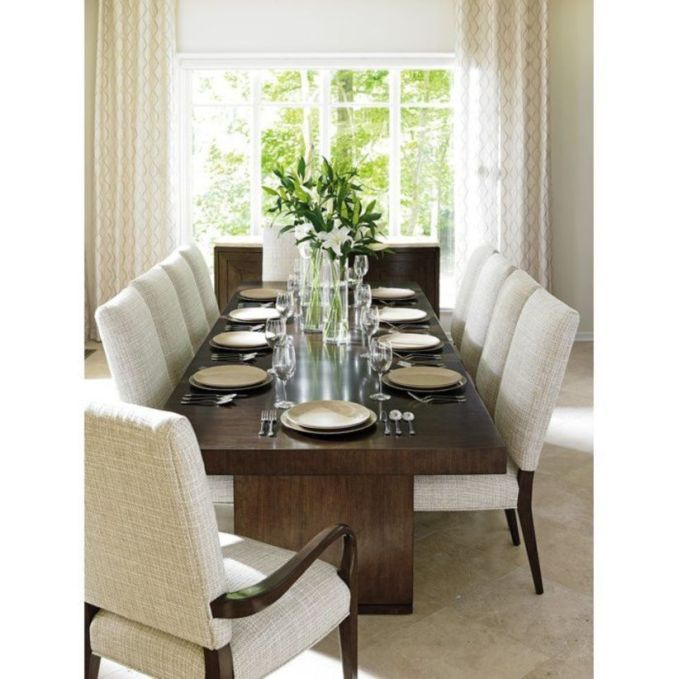53 Adorable Dining Room Table Centerpieces Ideas Decoona Dining Room Design Rectangular Dining Room Set Dining Room Table Centerpieces