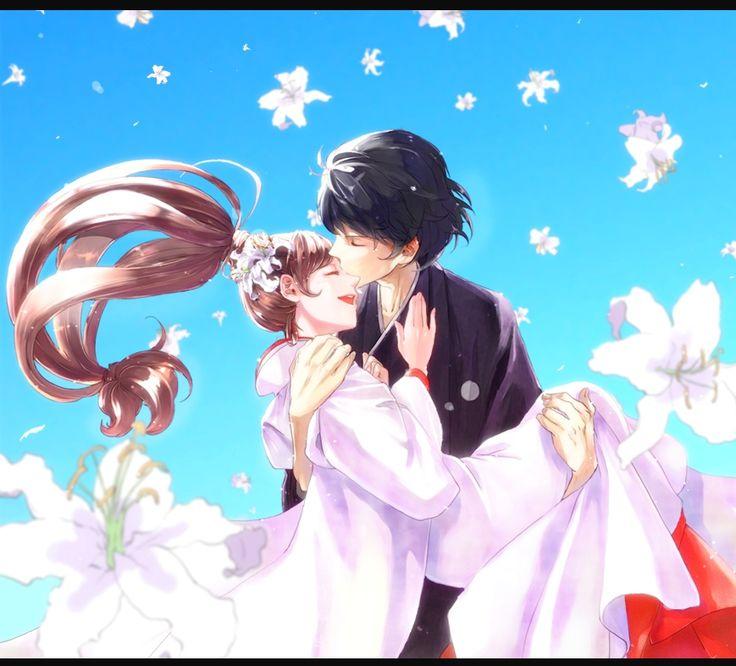Murasaki and Goemon