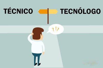 Tecnólogo em Radiologia: Técnico X Tecnólogo