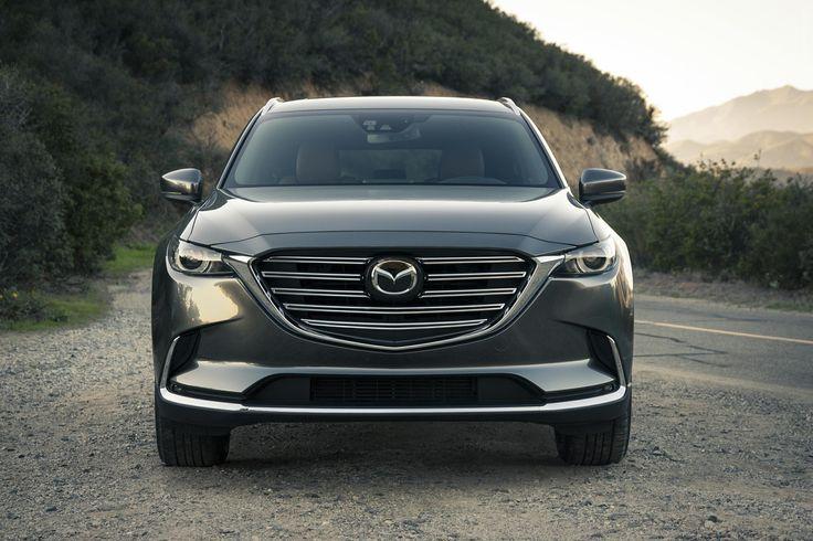 2016 Mazda CX-9  #Mazda #Segment_J #Mazda_CX_9 #Los_Angeles_Auto_Show_2015 #Japanese_brands #KODO #Serial #2016MY