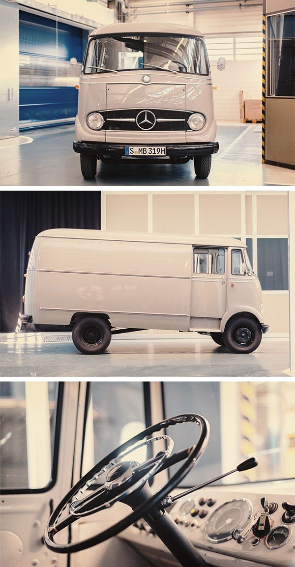 Living legend! Get to know every fact about the all-time classic #L319 van!