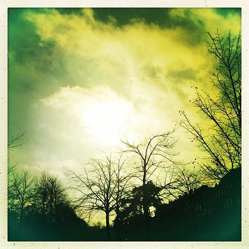 #rotterdam #sky #hipstamatic