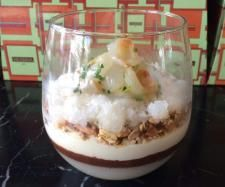 Lychee and rose layered dessert   Official Thermomix Recipe Community