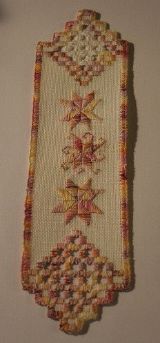 MARQUE PAGE HARDANGER