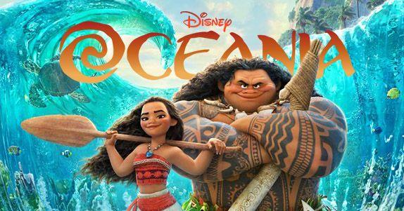 SERGIO SYLVESTRE FRANCESCO SOLE e MATT & BISE si imbarcano in un emozionante viaggio sulle tracce di OCEANIA il film Disney di Natale
