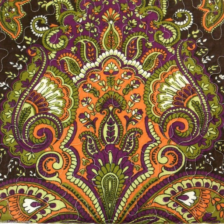 Tahari Moroccan Medallion Queen Quilt Nwt Paisley Brown