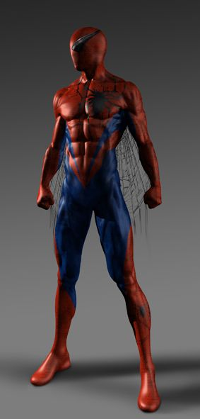 Concept Art for The Amazing Spider-Man Revealed | Superhero Hype