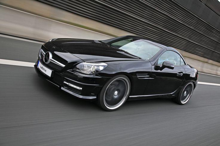 Väth 2012 Mercedes-Benz SLK 350