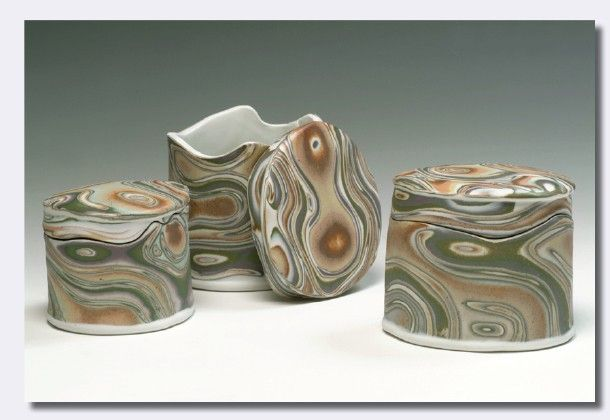 Naomi Lindenfeld - Colored Clay