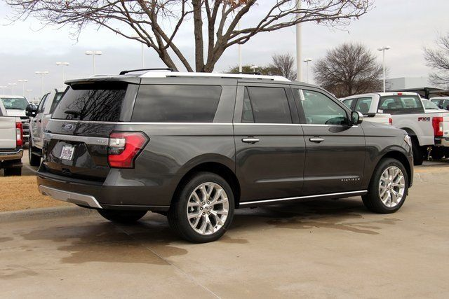 New 2018 Ford Expedition Max 4wd Platinum For Sale In Weatherford
