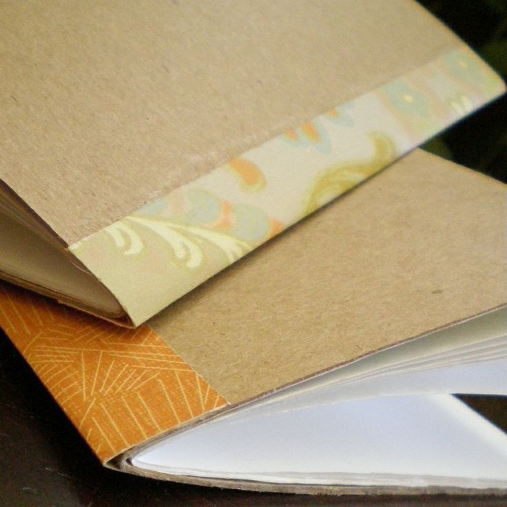 11 best diy journal tutorials images on pinterest bookbinding this is a cute little pocket journal made from a recycled cereal box light sewing ccuart