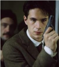 James D'Arcy as Ernie Coyne, a passionate and idealistic 18 year old who defies his privileged Irish family to fight for an independent Ireland during the Easter Rising and Irish Civil War.
