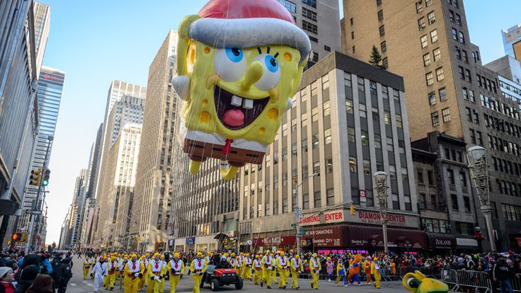 Macy's Thanksgiving Day Parade 2014: Route map and parade information