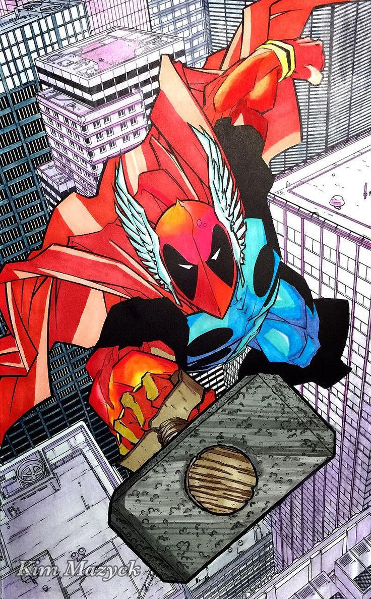 coloring book color your own deadpool - Deadpool Coloring Book