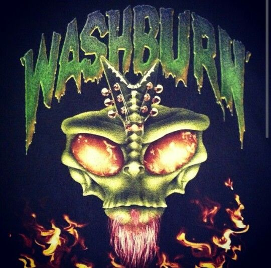 Washburn dime guitars