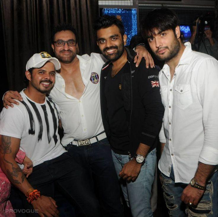 Celebs at Ankit Tiwari's event Bollywood Nights at Hard Rock Cafe