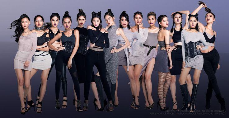 """สิ้นสุดการรอคอย! """"เอเชีย เน็กซ์ ท็อป โมเดล"""" ซีซั่น 5 ปี 2017  (Asia's Next Top Model Cycle 5)  เผยโฉม! 14 สุดยอดนางแบบหน้าใหม่สุดชิคประดับวงการ - http://www.prbuffet.com/%e0%b8%aa%e0%b8%b4%e0%b9%89%e0%b8%99%e0%b8%aa%e0%b8%b8%e0%b8%94%e0%b8%81%e0%b8%b2%e0%b8%a3%e0%b8%a3%e0%b8%ad%e0%b8%84%e0%b8%ad%e0%b8%a"""