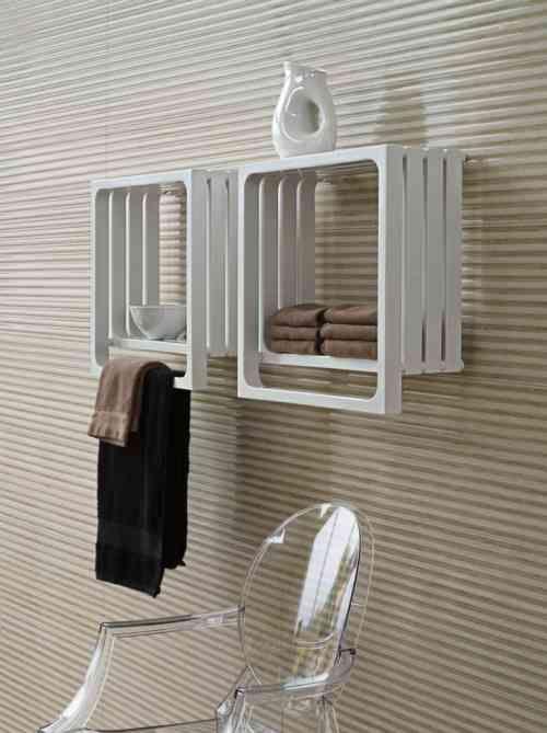 Marvelous Radiateur Pour Salle De Bain #7: Radiateur Design Et Sèche Serviette Pour La Salle De Bain