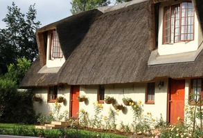 Granny Mouse's house is a gorgeous little country hotel, conference and wedding venue. Midlands Meander, KZN, South Africa. www.midlandsmeander.co.za