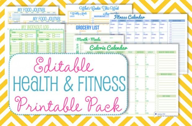 "Search Results for ""Printable Workout Logs"" – Calendar 2015"