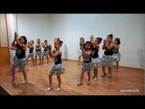 Özel Şirin Güller Anaokulu - Eyüp Okul Öncesi Eğitimi Şenlikleri 2012 - YouTube