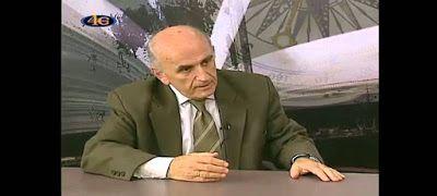 ΟΛΥΜΠΙΑΚΗ ΦΛΟΓΑ: Aκούστε τον τ.Πρόεδρο του Αρείου Πάγου κ. ΒΑΣΙΛΗ Ν...