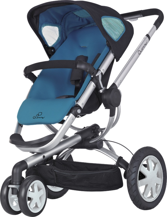 Quinny Buzz stroller Shopping