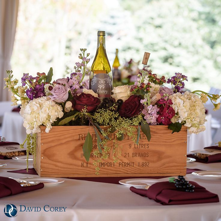 Gervasi Vineyard Wedding Reception