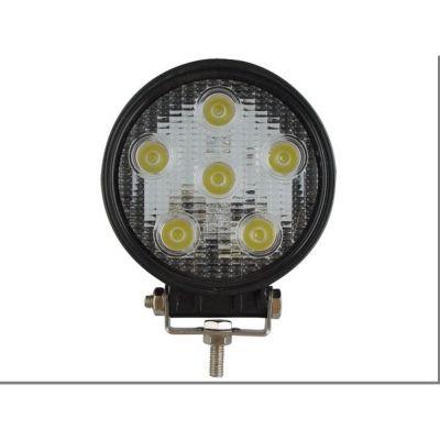 LED 作業灯18W 【防水・防雨】 汎用1500ルーメン超輝度 /LEDワークライト(10v~32v) 丸型仕入れ、問屋、メーカー・生産工場・卸売会社一覧
