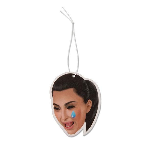 KIMOJI CRY FACE AIR FRESHENER – Kim Kardashian West