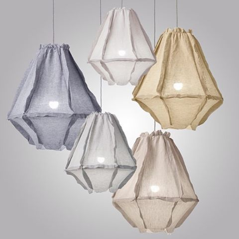 These graceful pendant lights by @enoki_design are an effortless way to bring texture and shape to your interior. Available online and in-store in 7 different colours and a range of sizes, they are perfectly suited for the living, dining or bedroom #thedesignhunter #light #pendant #interiordesign #styling #warmth #bright #musthave #contemporary #lightingdesign  #waverley #shoponline #bondijunction #interior #instainterior